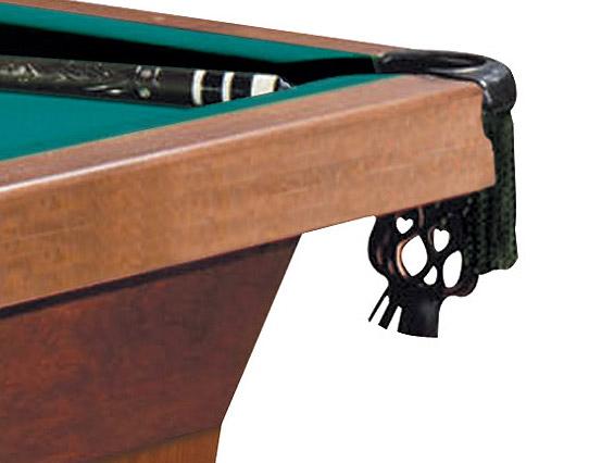 Murrey Pool Table Parts MIZERACK DURANGO 7' POOL TABLE