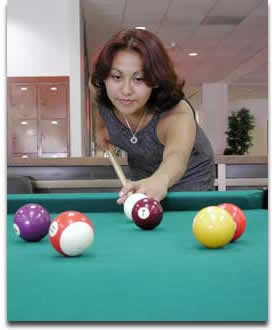 Pool Table Size Requirements - Play pool table near me