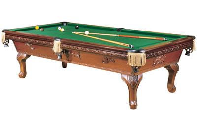 Murrey Antique - Murrey billiard table
