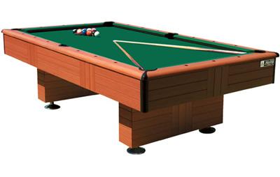 Murrey Outdoor - Murrey billiard table
