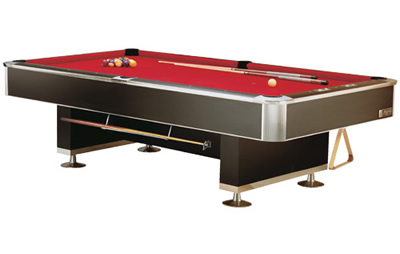 Murrey 9800 pro - Professional pool table size ...