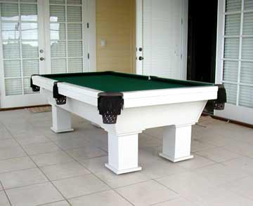 Frequently Asked Questions About Pool Tables - How much room is needed for a pool table