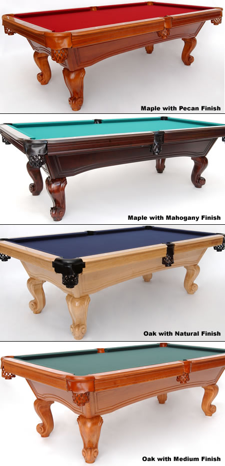 The Tuscany By Westwood Billiards - Westwood pool table